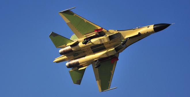 """Không cần Nga, Trung Quốc sản xuất hàng loạt """"Su-35"""" - 1"""