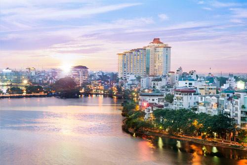 Khai trương khách sạn Pan Pacific đầu tiên tại Việt Nam - 1