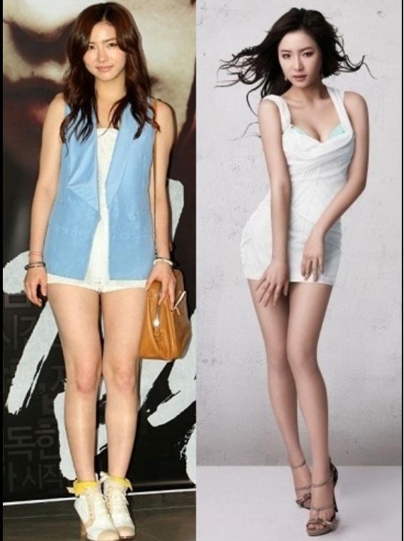 Tiết lộ nhan sắc chưa photoshop của mỹ nam, mỹ nữ Kpop - 1