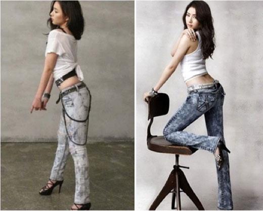 Tiết lộ nhan sắc chưa photoshop của mỹ nam, mỹ nữ Kpop - 2
