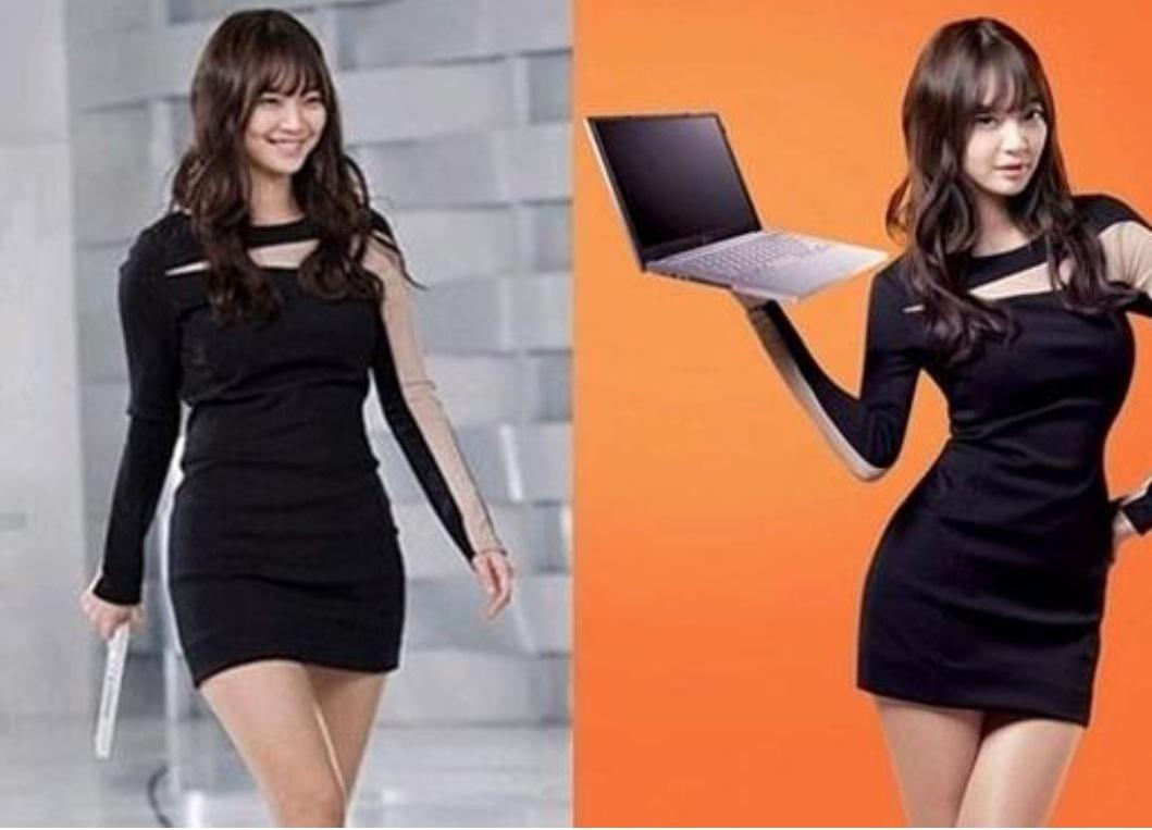 Tiết lộ nhan sắc chưa photoshop của mỹ nam, mỹ nữ Kpop - 3