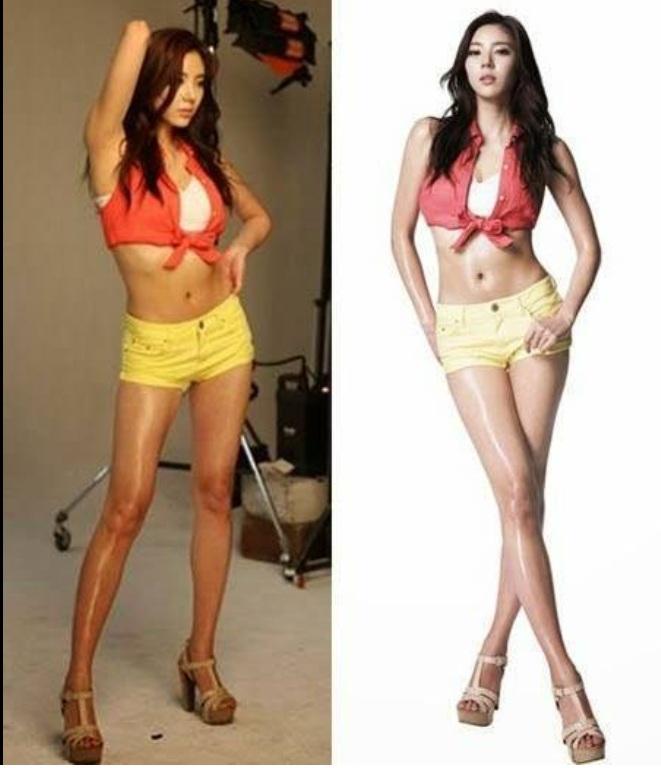 Tiết lộ nhan sắc chưa photoshop của mỹ nam, mỹ nữ Kpop - 6