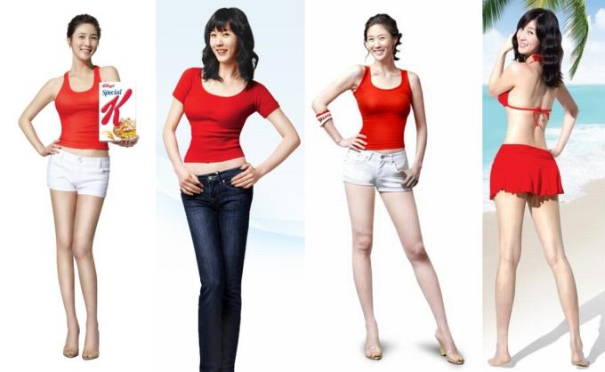 Tiết lộ nhan sắc chưa photoshop của mỹ nam, mỹ nữ Kpop - 8
