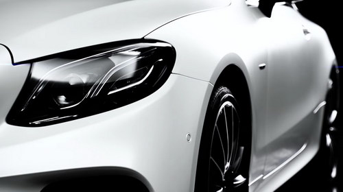 Mercedes-Benz E-Class Coupe 2018 lộ diện - 3