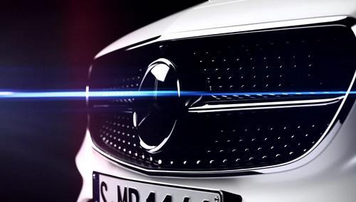 Mercedes-Benz E-Class Coupe 2018 lộ diện - 4
