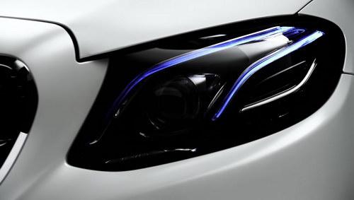 Mercedes-Benz E-Class Coupe 2018 lộ diện - 5