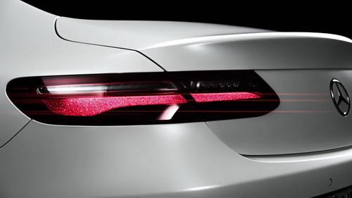 Mercedes-Benz E-Class Coupe 2018 lộ diện - 7