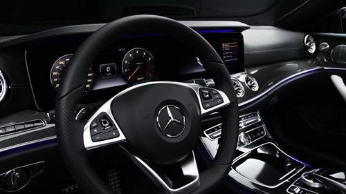 Mercedes-Benz E-Class Coupe 2018 lộ diện - 8