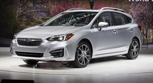 """Subaru Impreza đoạt giải """"Xe Nhật của năm"""" 2017 - 2"""