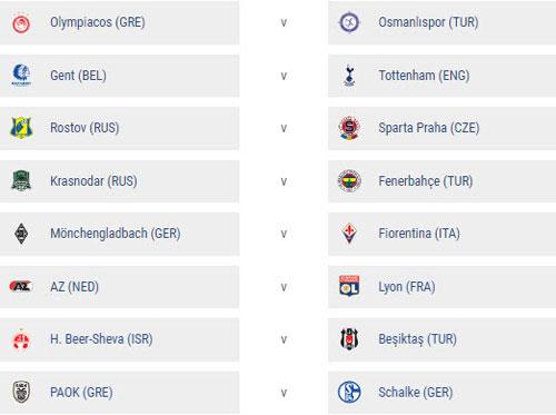 Bốc thăm vòng 1/8 cúp C1 - Champions League: Barca, Arsenal gặp khó - 3