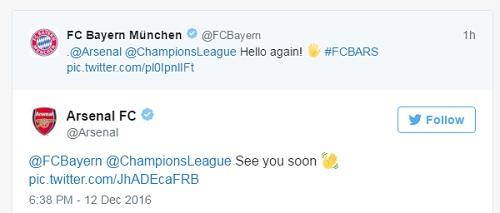 Bốc thăm C1: Nghi án dàn xếp Arsenal - Bayern, fan đòi xử UEFA - 3