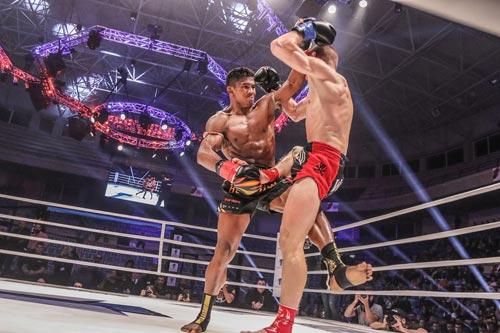 """Phang ống số 1, Thánh Muay Thái sẽ """"xử"""" McGregor ở MMA - 1"""