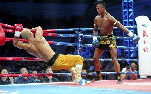 """Phang ống số 1, Thánh Muay Thái sẽ """"xử"""" McGregor ở MMA - 2"""