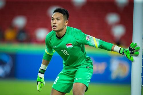 Tin nhanh AFF Cup 12/12: Thủ môn ĐT Singapore sắp thất nghiệp - 1