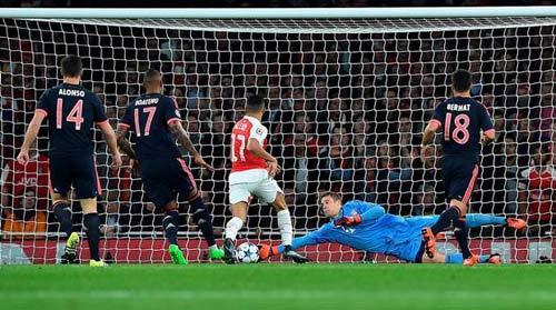 """Bốc thăm cúp C1: Gặp Bayern, """"ngẩng mặt"""" thôi Arsenal - 1"""