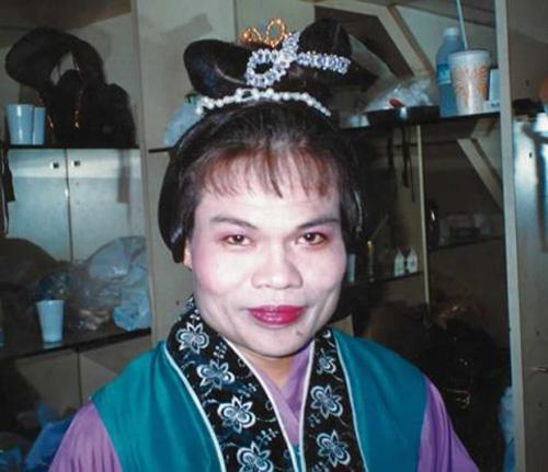 Cuộc đời éo le của diễn viên xấu nhất Hoa ngữ - 2