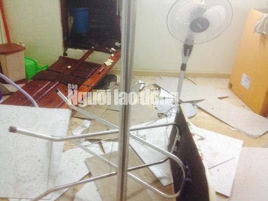 TIN NÓNG: Nổ lớn tại Công an tỉnh Đắk Lắk, 2 người chết - 1