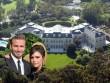 """Choáng với khối tài sản của nhà Beckham còn """"khủng"""" hơn cả nữ hoàng Anh"""