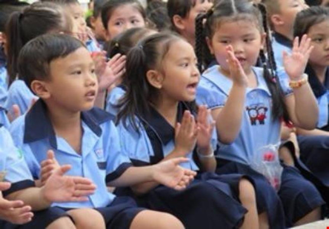 TP.HCM:Học sinh được nghỉ học nếu có áp thấp nhiệt đới - 1