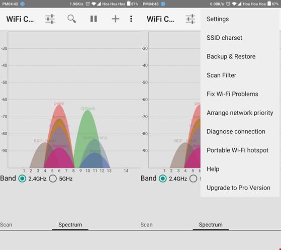 2 bước xem lại mật khẩu Wi-Fi trên smartphone - 3