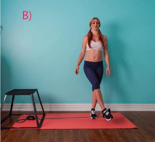 5 bài tập dành riêng cho nàng muốn có chân dài săn chắc - 6