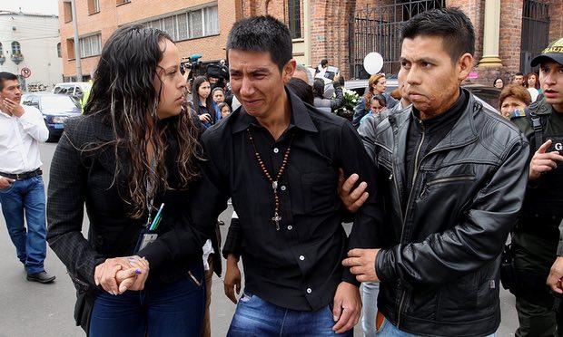 Colombia rúng động trước vụ hiếp, giết bé gái 7 tuổi - 3