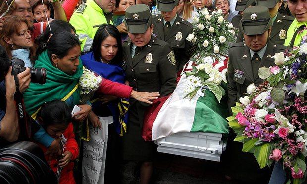 Colombia rúng động trước vụ hiếp, giết bé gái 7 tuổi - 2