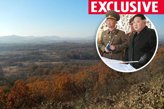 Cuộc chiến âm thanh kỳ lạ ở khu vực phi quân sự Hàn-Triều - 1