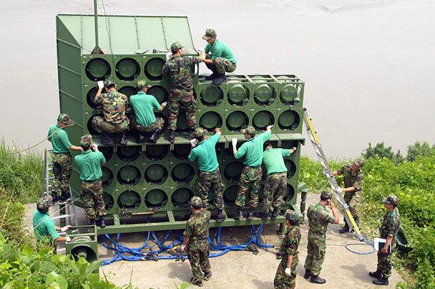 Cuộc chiến âm thanh kỳ lạ ở khu vực phi quân sự Hàn-Triều - 3