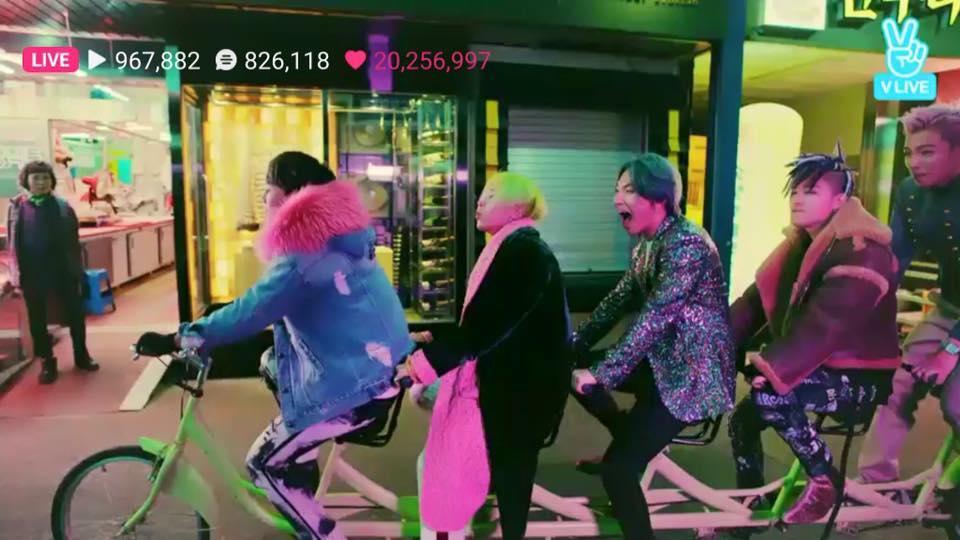Big Bang lập kỷ lục với MV mới khiến dân tình chao đảo - 6