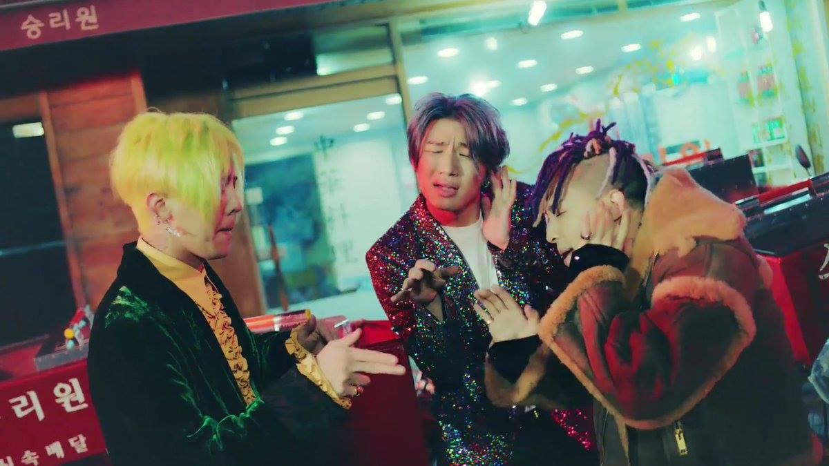 Big Bang lập kỷ lục với MV mới khiến dân tình chao đảo - 11