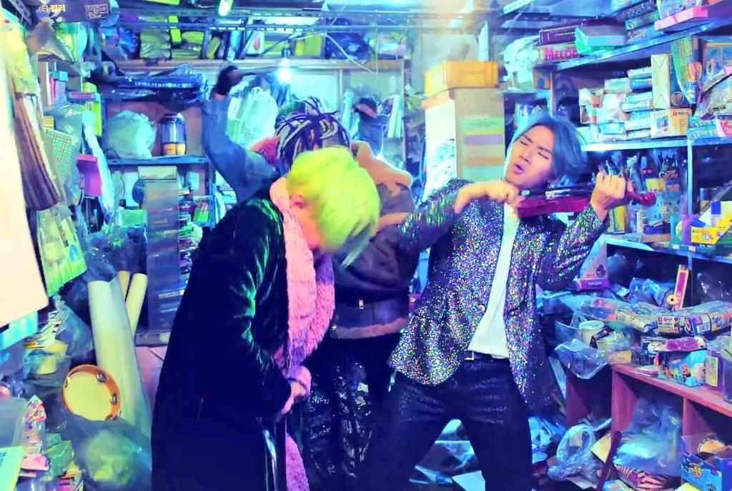 Big Bang lập kỷ lục với MV mới khiến dân tình chao đảo - 9