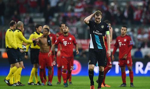 """Bóng đá Anh ở Cúp C1: Chỉ Man City đủ sức """"sống sót"""" - 1"""