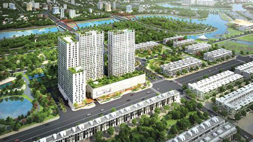 Ra mắt căn hộ tại Quận 2 với giá chỉ 852 triệu - 1