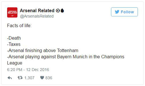 Bốc thăm C1: Nghi án dàn xếp Arsenal - Bayern, fan đòi xử UEFA - 1