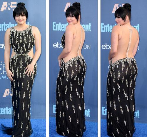 """""""Cô béo đẹp nhất Hollywood"""" khoe khéo lưng tròn nõn nà - 3"""
