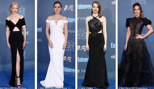 """""""Cô béo đẹp nhất Hollywood"""" khoe khéo lưng tròn nõn nà - 4"""