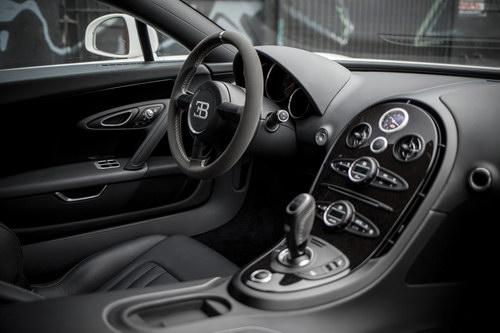 Siêu xe Bugatti Veyron coupe cuối cùng đang được rao bán - 6