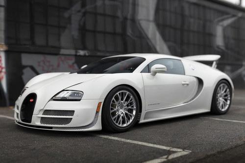 Siêu xe Bugatti Veyron coupe cuối cùng đang được rao bán - 3