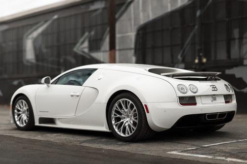 Siêu xe Bugatti Veyron coupe cuối cùng đang được rao bán - 4