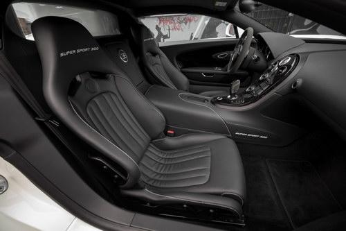 Siêu xe Bugatti Veyron coupe cuối cùng đang được rao bán - 8