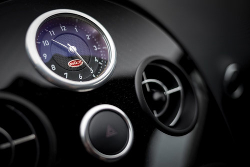 Siêu xe Bugatti Veyron coupe cuối cùng đang được rao bán - 12