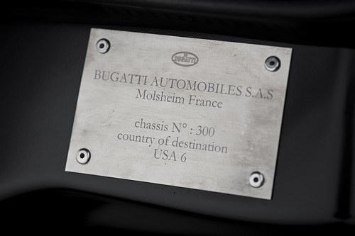 Siêu xe Bugatti Veyron coupe cuối cùng đang được rao bán - 10