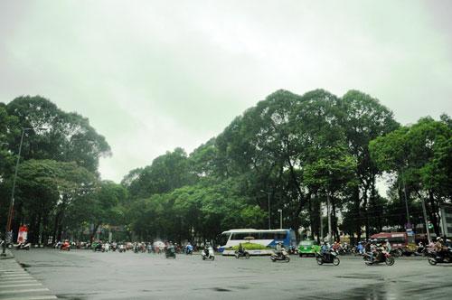 Đến trưa, Sài Gòn vẫn còn se lạnh như mùa đông Hà Nội - 3