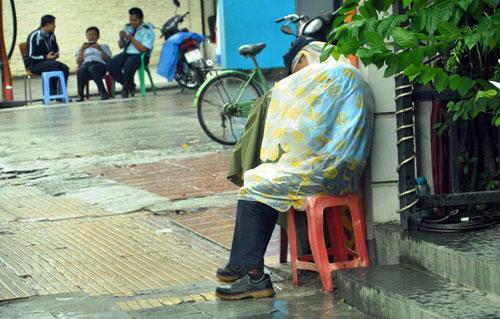 Đến trưa, Sài Gòn vẫn còn se lạnh như mùa đông Hà Nội - 2