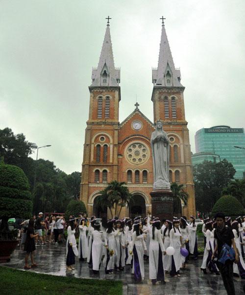 Đến trưa, Sài Gòn vẫn còn se lạnh như mùa đông Hà Nội - 7