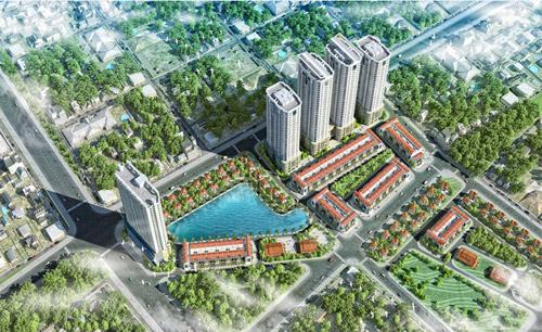 Chính thức ra mắt 2 tòa căn hộ HH1, HH4 – FLC Garden City - 2