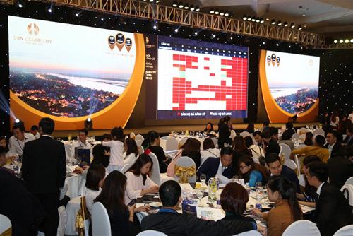 Dự án Sun Grand City Ancora Residence thu hút khách hàng ngày ra mắt - 2