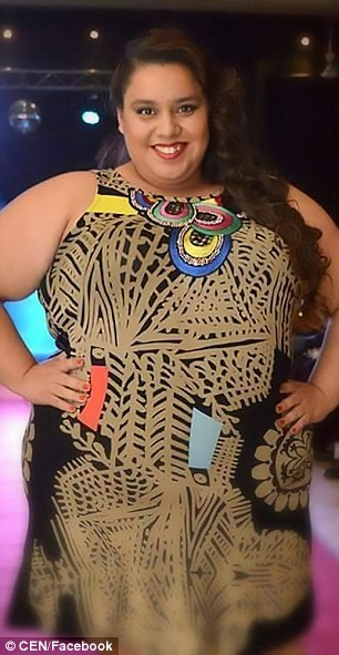 """Thiếu nữ nặng 122kg đoạt ngôi """"Nữ hoàng sắc đẹp"""" - 5"""