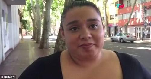 """Thiếu nữ nặng 122kg đoạt ngôi """"Nữ hoàng sắc đẹp"""" - 6"""